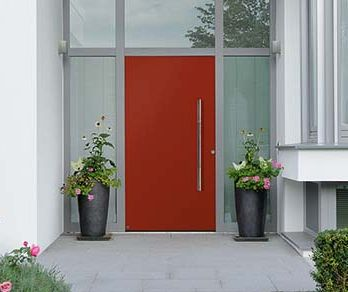 ThermoSafe Aluminium Front Door