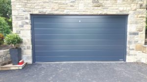 Hörmann Insulated M-Ribbed Design Sectional Door By ABi