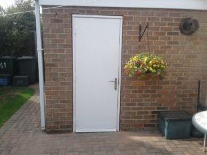 Hörmann Composite Garage Side Door By ABi