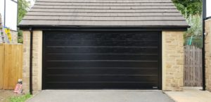 Hörmann Insulated M-Ribbed Design Sectional Garage Door By ABi