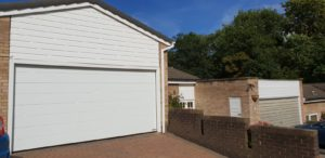 Hörmann M-Ribbed Design Sectional Garage Door By ABi