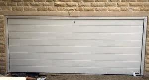 Hörmann Sectional Garage Door Installed by ABi