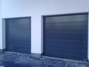 Hörmann Sectional Garage Doors Installed by ABi
