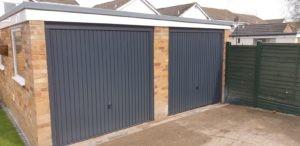 Double Up & Over Garage Doors