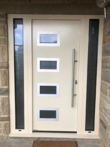 Hörmann Steel Entrance Door