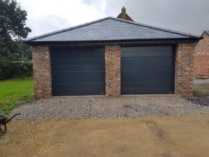 Hörmann Sectional Garage Doors