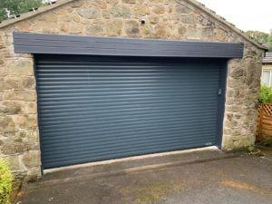 Hörmann Roller Garage Door