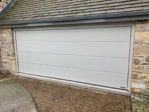 Hörmann Sectional Garage Door