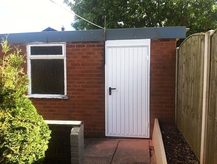 Garage Side Doors Leeds