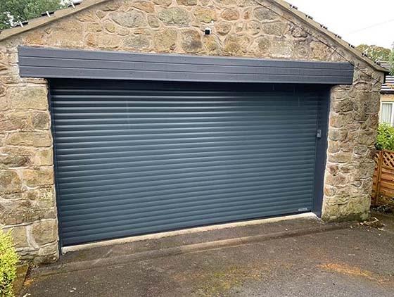 Roller Garage Doors Leeds