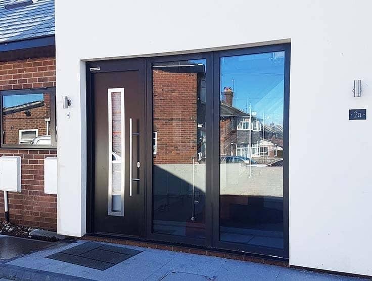 Front Doors Wakefield