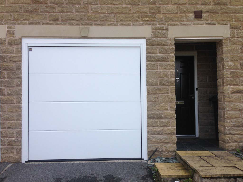 Garage Door After Our Installation