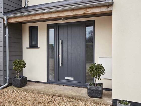 Composite Front Doors Keighley