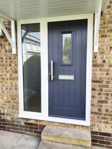 Endurance Composite Front Door