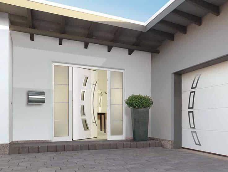 Hormann Aluminium Front Door Collection