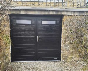 Hormann Side Hinged Insulated Garage Door