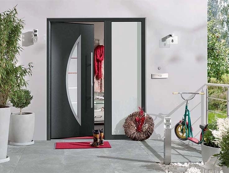 Hormann Steel Front Door Collection