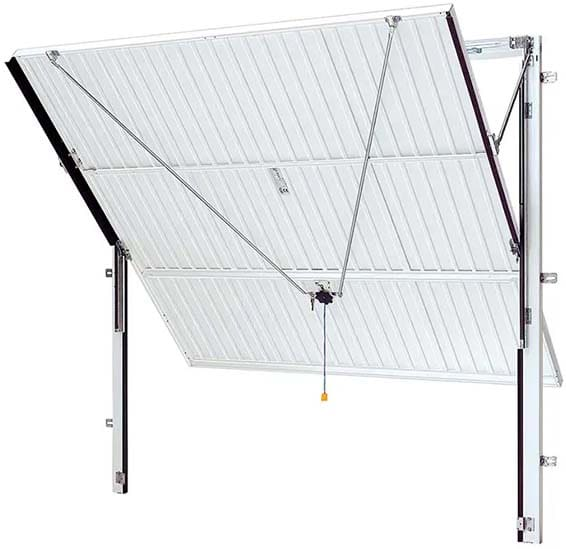 Up and Over Canopy or Retractable