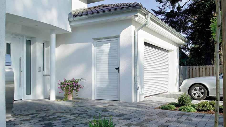 Garage Side Doors