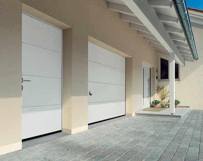 Garage Side Door Key Features