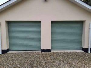 Roller Garage Doors in Chartwell Green