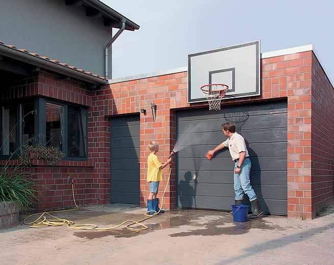 Garage Personnel Door