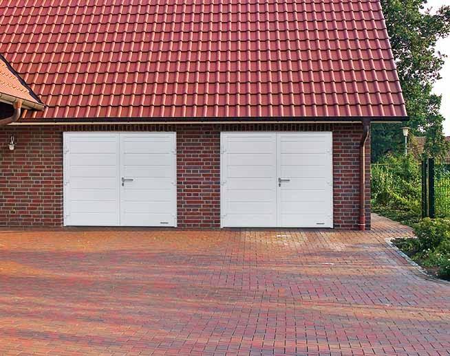 Side Hinged Garage Doors Key Features